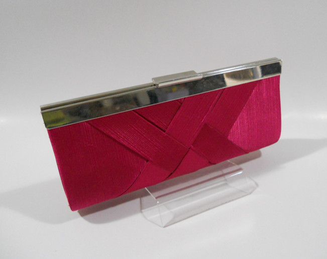 New Satin clutches LB-1589
