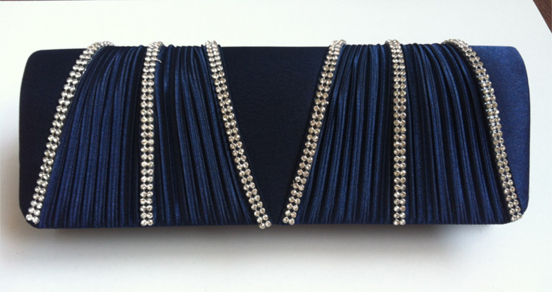 New Satin Clutches LB-1592