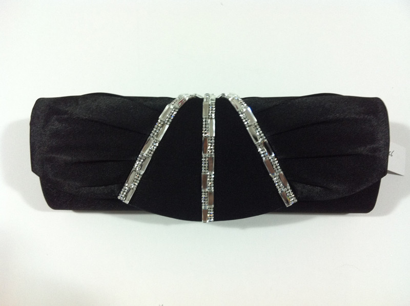 New Satin Clutches LB-1593